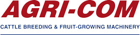 Agri-Com cattle breeding and fruit growing machines